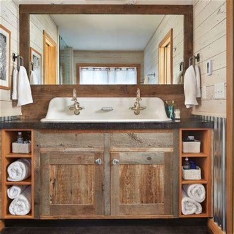 Rustic Bathroom Vanity Ideas by Best 25 Rustic Bathroom Vanities Ideas On