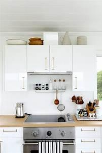 8 idees deco pour personnaliser une cuisine blanche With idee deco pour cuisine blanche