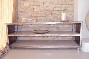 étagère à Roulettes : etagere sur roulettes maison design ~ Teatrodelosmanantiales.com Idées de Décoration