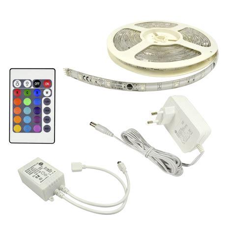 kit ruban led flexled led 1 x 24 w led int 233 gr 233 e rgb