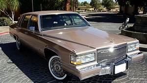 1990 Cadillac Brougham D U0026 39 Elegance 5 7 V8