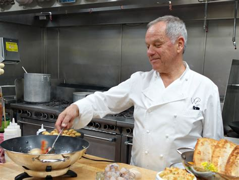 Wolfgang Puck Talks Cooking For The Oscars And Running His