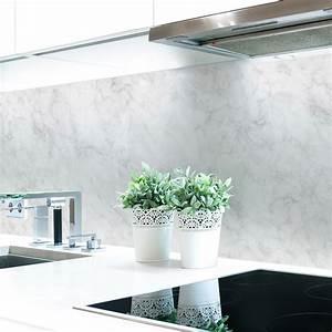 Küchenrückwand Hart Pvc : k chenr ckwand marmor wei premium hart pvc 0 4 mm selbstklebend direkt auf die fliesen ~ Orissabook.com Haus und Dekorationen