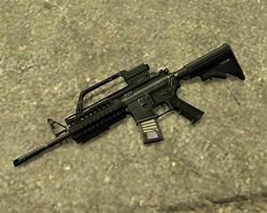 Assault rifle M4A1 LN/4Anims! (Counter-Strike: Source ...