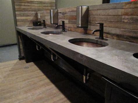 concrete counter tops  decorative concrete