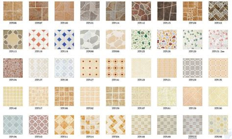 floor tile pattern names different types of floor tiles brand name tonia ceramic