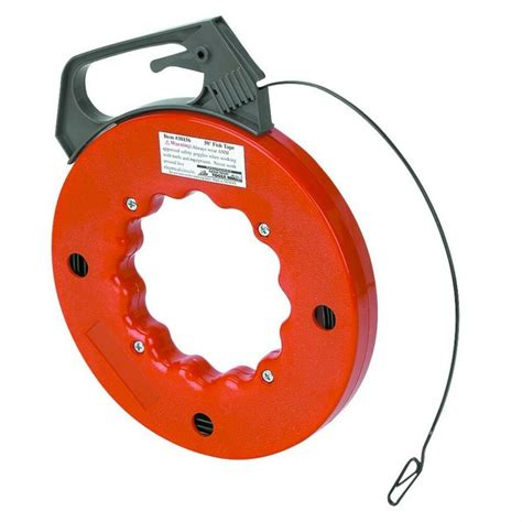 Cen Tech Fish Tape Cable Wire Puller Threader