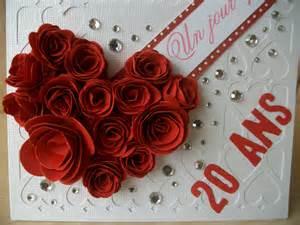 anniversaire de mariage 20 ans 20 ans de mariage le de scrapachris