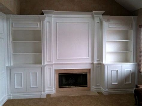 built in bookcases around fireplace diy built in bookshelves around fireplace for the home