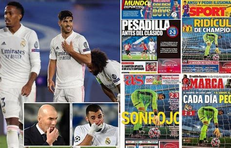 sport news Madrid-based Marca lead damning response to ...