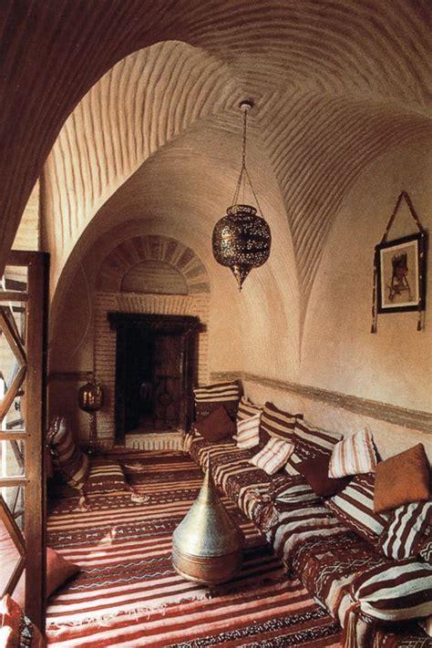 indoor architecture moroccan interior design style