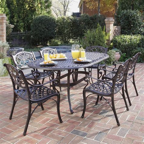 patio furniture lowes 18 special features of patio dining sets lowes interior