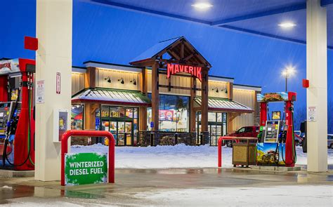 Maverik Country Stores And Fuel Stations
