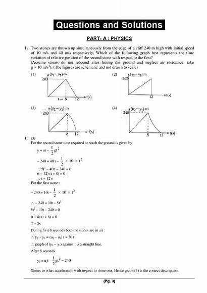 Previous Question Jee Papers Solved Experts Panel