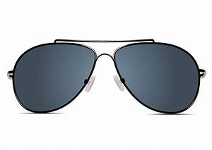 Aviator sunglasses - free vector download