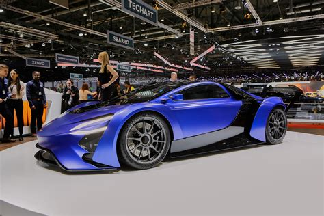 supercars stampede  hybrids electric power geneva roundup