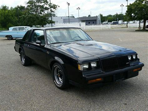 1987 Buick Grand National For Sale #1967125
