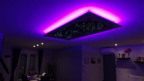 faire un plafond etoile photos de faux plafond avec lumi 232 re indirecte les groupes sur forumconstruire