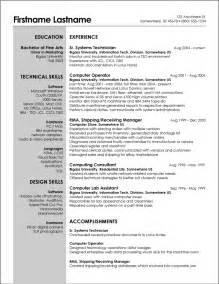 resume profile paragraph exle r 233 sum 233