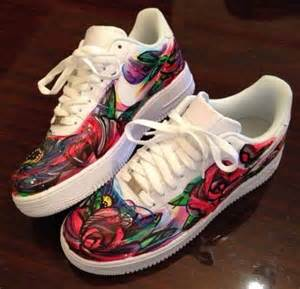 designer nike shoes us mens size 13 air one custom nike sneakers kick it air ones air