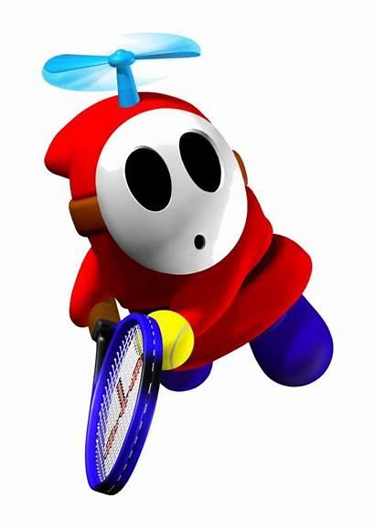 Mario Guy Fly Tennis Power Yoshi Wikia