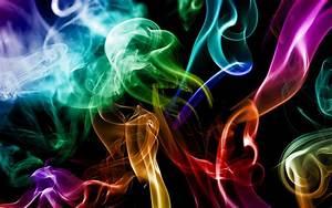 wallpapers: Colorful Smoke Wallpapers