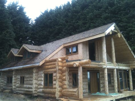 log cabin logs log home