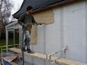 Isolation Par L Extérieur Prix Au M2 : enduire mur exterieur enduit mur exterieur 29 enduire un ~ Dailycaller-alerts.com Idées de Décoration