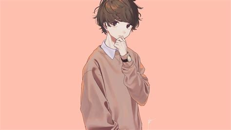 aesthetic anime boy wallpapers