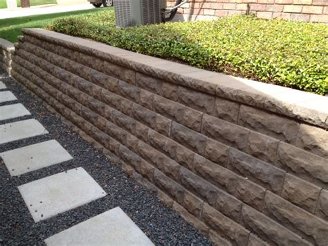 retaining wall costs seat and retaining walls legacy custom pavers