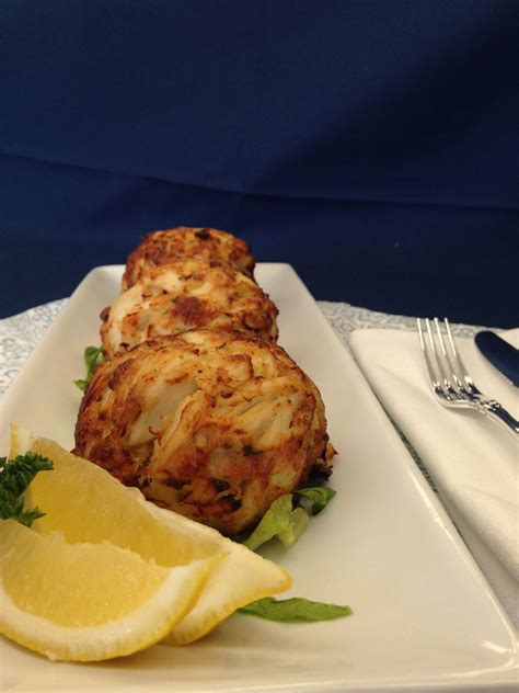Crab meat by itself is low in fat and calories but is a bit high sodium (and cholesterol). Best 30 Condiment for Crab Cakes - Best Round Up Recipe Collections