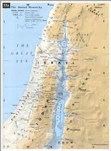 David Israel Map of United Kingdom