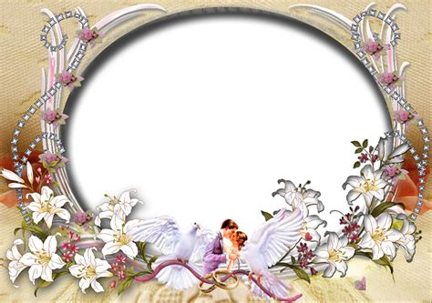 Free Wedding Backgrounds /frames