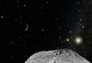 Giant Asteroid Makes Christmas Eve Flyby