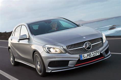 Mercedes Meldungen by Mercedes A 250 Gebrauchtwagen Und Jahreswagen Tuning