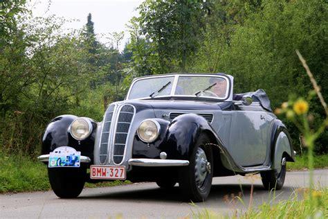 1938 BMW 327 Cabriolet - Photos