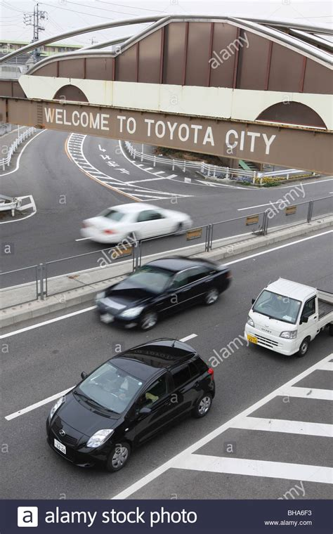 City Toyota by A Bridge Reading Welcome To Toyota City Toyota City