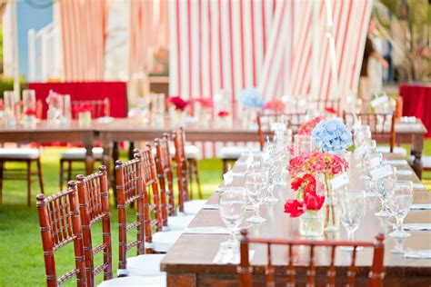 deco mariage retro chic carnival chic florida wedding part 2 every last detail