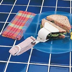 Sandwich, Holder, Eating, Utensil, Clamp, For, The, Disabled