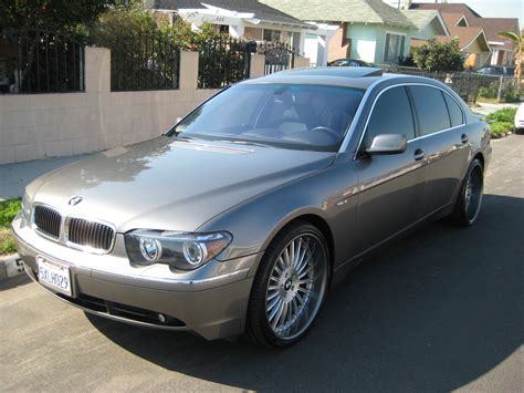 Beemac 2002 Bmw 7 Series Specs, Photos, Modification Info