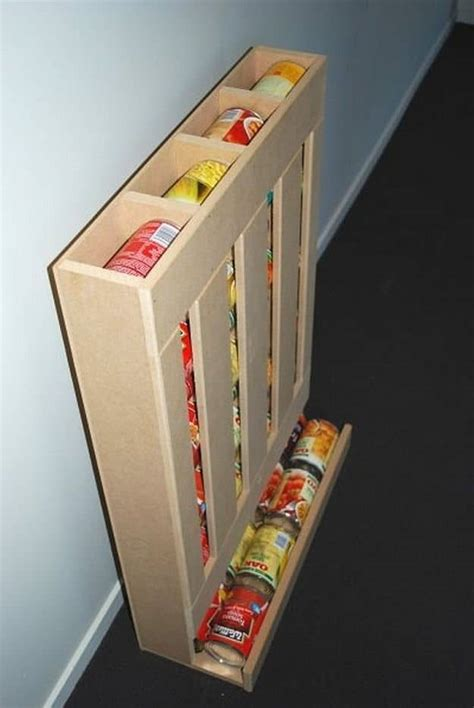 can storage rack creative canned food storage ideas homesteading tips