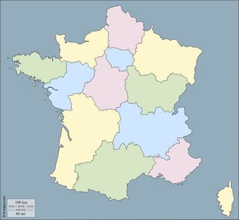 Carte De Région Vierge by Best 25 Nouvelles Regions Ideas On