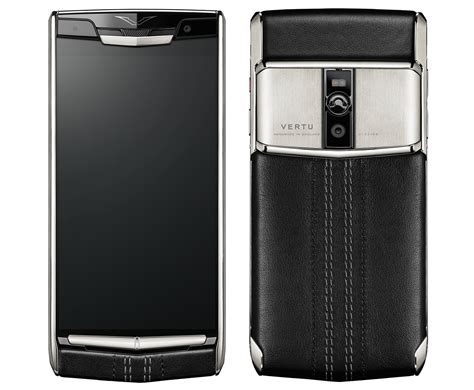 vertu signature touch   high  android phone
