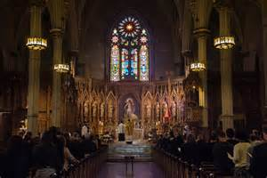Catholic Mass Congregation