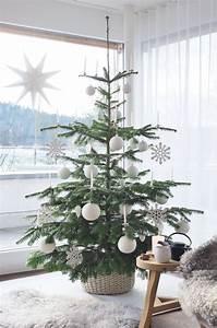 Weihnachtsbaum Schmücken Anleitung : die sch nsten ideen f r deine weihnachtsbaum deko ~ Watch28wear.com Haus und Dekorationen