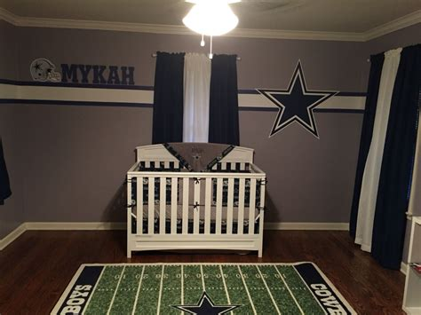 Dallas Cowboy Decorations by Dallas Cowboys Nursery Dallas Cowboys Nursery