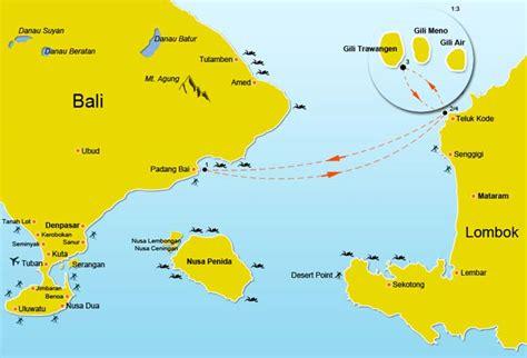 bali  gili trawangan island lombok