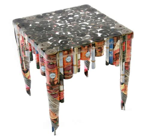 8 unique tables made from recycled material mattermore