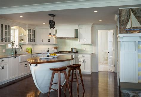 cottage style kitchen islands boat kitchen islands cottage kitchen ronald f