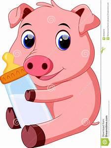 Cute Piglet Cartoon Pictures | Adultcartoon.co